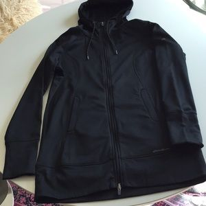 Eddie Bauer NWT fit dry fleece lined sweatshirt